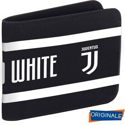 Prodotto ufficiale IN OMAGGIO SET ADESIVI Portafoglio Juventus in tessuto