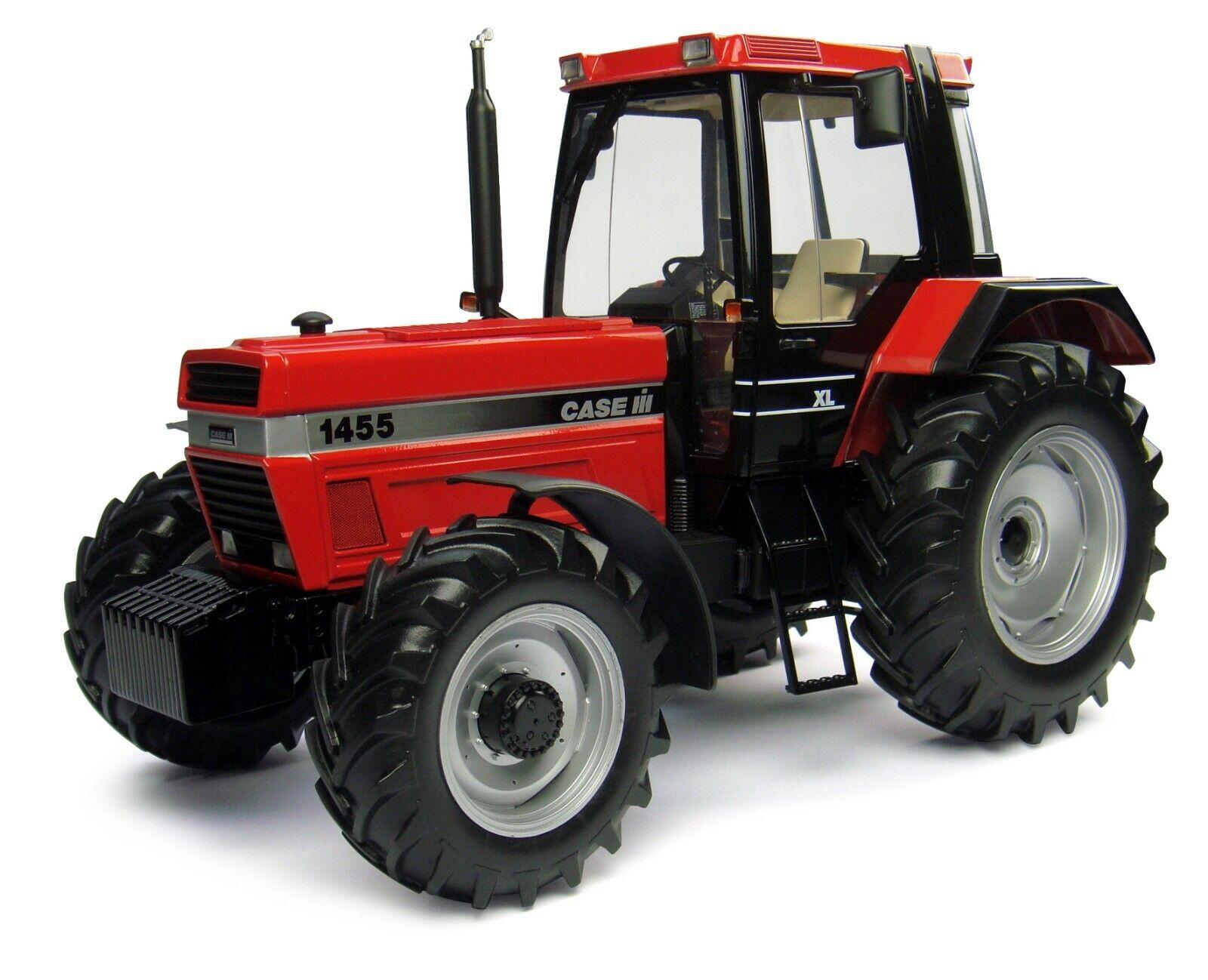 1996 Case IH Tractor 1455XL 4TH Gen. Limited 1 16 Diecast Universal Hobbies UH4168