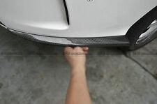 New Rear Bumper Extension Spat For Mercedes Benz 2014 C-Class W205 Carbon Fiber