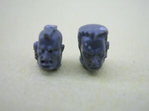 NEW Space Marine Assault Squad Bare Head bits 40K A