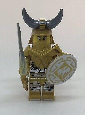 Lego 70654 Ninjago Hunted Young Master Wu Minifigure