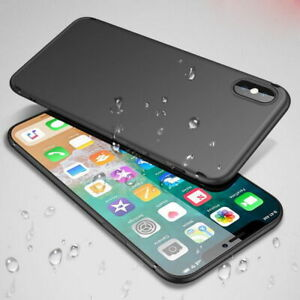 For-iPhone-XS-XR-5-6s-7-8-Plus-Slim-Soft-Silicone-Rubber-TPU-Thin-Gel-Case-Cover