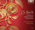 Bach: Complete Harpsichord Concertos (CD, Oct-2012, 3 Discs, Brilliant Classics)