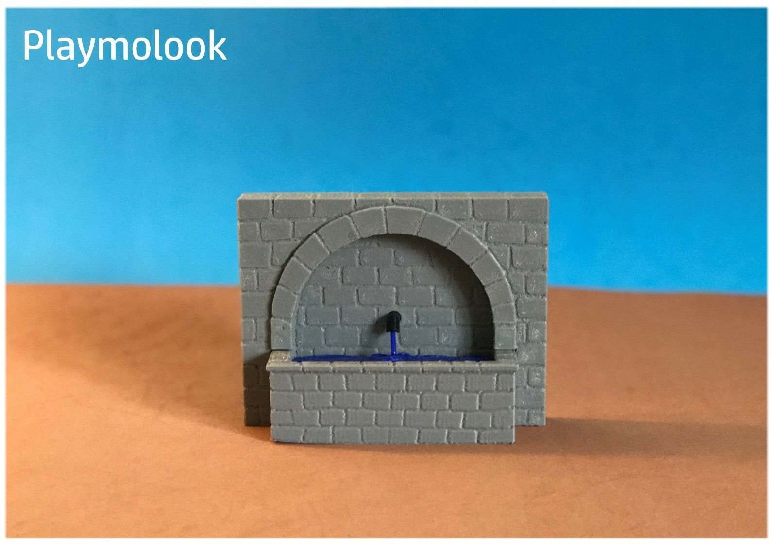 SOURCE FOUNTAIN MEDIEVAL NATIVITY NATIVITY NATIVITY SCENE THE PIECES STAGE AND PLAYMOBIL DOESN'T 4fee1d