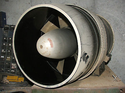 Vintage Aircraft RAT RAM Air Turbine Emergency Generator Jet Aircraft RAF 60's
