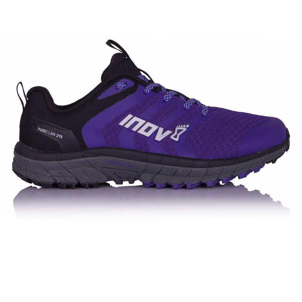 Inov 8 Park Claw 275 Purple Black Womens Running shoes