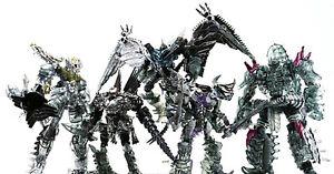 Transformers-Age-of-Extincion-Platunim-Edition-Dinobots-Unleashed-Loose-Set-UK