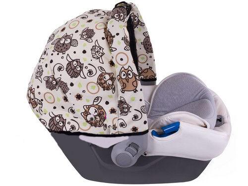 Universal Waterproof Shade Protection Cover Hood Wind Shield Sun Canopy Car Seat