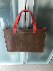 del Kiely Large Leather Orla Bag laptop Dimensione C8zwwqd0