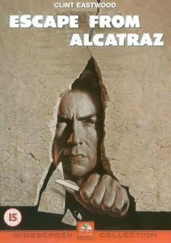 Escape From Alcatraz [1979] [DVD][Region 2]