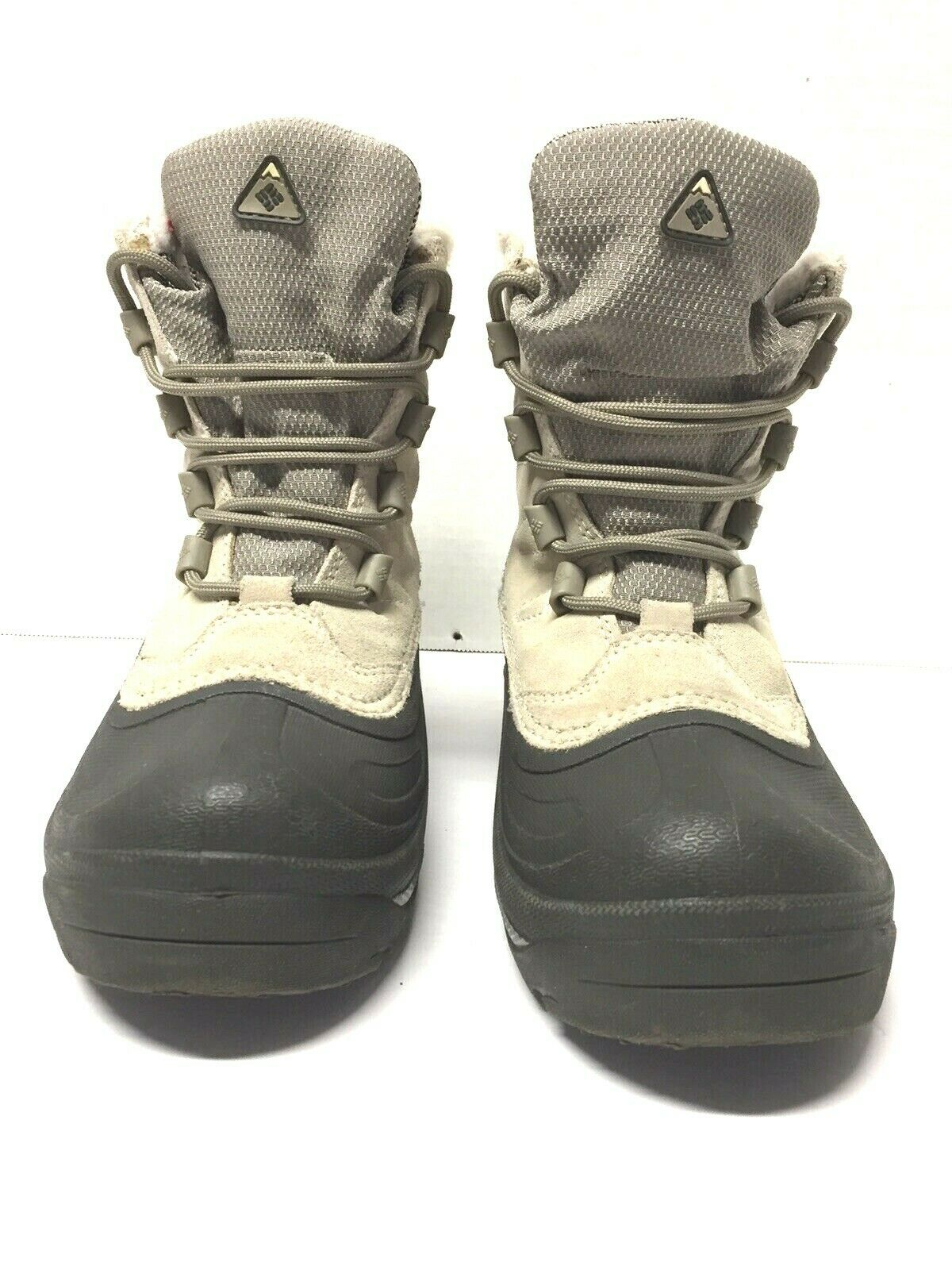 Columbia Cascadian Summette BL1222-022 Women Water Resistant Ankle Boot Size 6