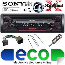 Vauxhall Nova 1982-1993 CDX-G1200U CD MP3 USB AuxIn Car Stereo Radio (REFURB)