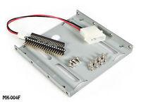 2.5in Ide Hard Drive To 3.5in Drive Bay Mounting Kit Bracket 40/44-pin, Mk-004f