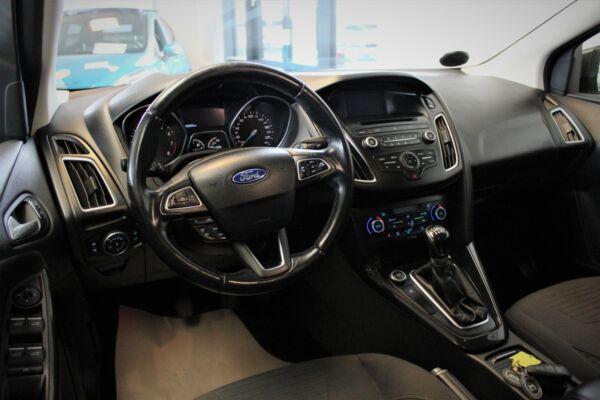 Ford Focus 1,0 SCTi 100 Titanium stc. billede 5