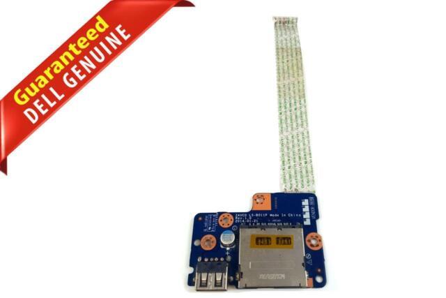 Dell Inspiron 15 5570 USB//SD Card Reader IO Board+Cable CHA01 NBX00028E00 VM6W3