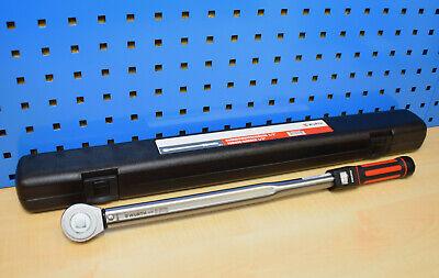 Würth Clé Dynamométrique Torque 40-200 NM Avec 1//2 Pouces