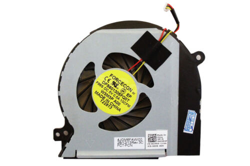 W3M3P DFS601305FQ0T CPU Cooling Fan For Dell XPS 15 L501X L502X Series Laptop