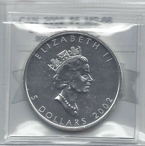 2002-Canadian-5-SML-Coin-Mart-Graded-MS-66-BU