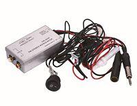 Aps Shipping Factory Radio Stereo Fm Modulator Rca Aux Input Audio Converter