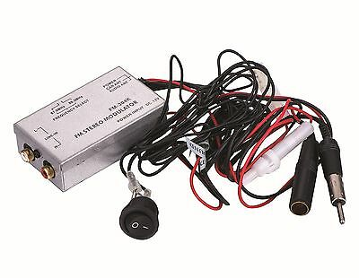 APS NC Shipping Bluetooth Interface With 2 RCA Input For Hifi Stereo Wireless