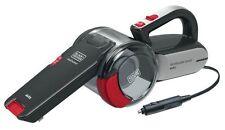 Aspirador Coche Black and Decker PV1200AV-XJ Manual Mechero 12 V Portatil Ciclon
