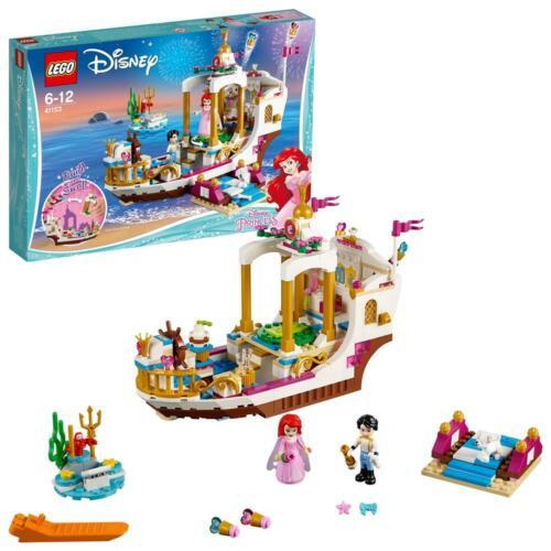 LEGO Disney-arielles Regio nozze barca 41153