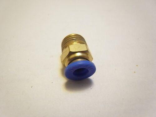 Pneumatik Kupplung Verbinder 1//8 auf 4 mm Schlauch gerade ETPC4-1//8