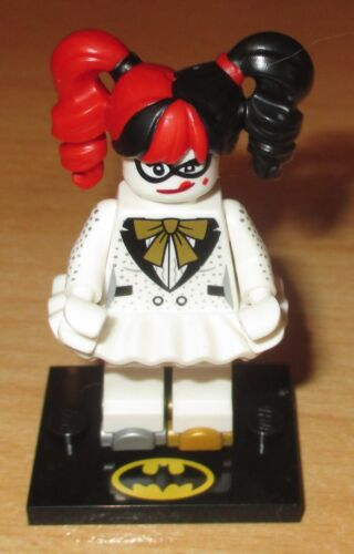 Harley Quinn SERIE 2 Lego 71020 Batman Movie Figur CMF