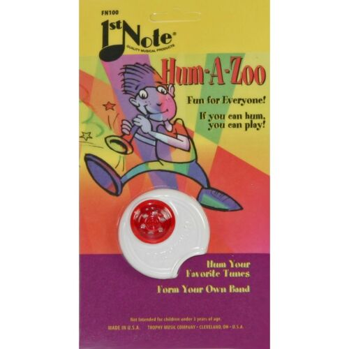 Hum-A-Zoo Musical Toy 1st Note Hum-A-Zoo Musical Toy