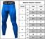 Men Compression Leggings Pants Running Base Layer Sport Gym Strentchy Trouser