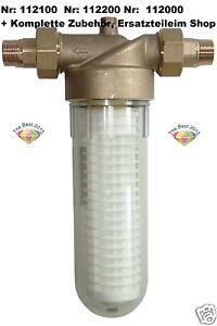 Mischbett Mischbettfilter Reinstwasser VE Wasser Heizungsbefüllung GFK VE-1600