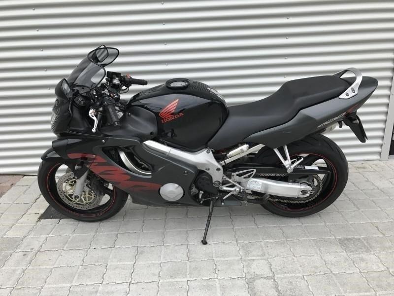 Honda, CBR 600 F, 599
