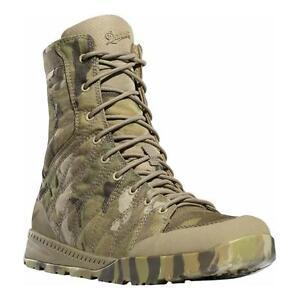 """Danner 15960 Men's 8"""" Melee Multicam Boots"""