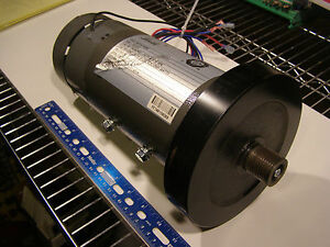 Wind Turbine Generator 3 6hp Ametek Permanent Magnet Dc