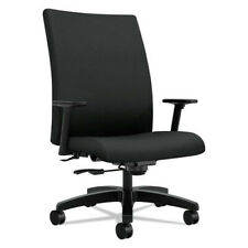 New Listinghon Iw801cu10 Ignition Series 17 20 Bigtall Mid Back Work Chair Black New