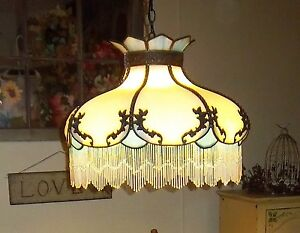 home tiffany light laboratories stained lamp hardware pendant underwriters lamps antique vintage depot style lights hanging shade glass with