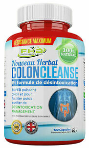 Colon-Cleanse-Nettoyage-du-Colon-Comprime-Minceur-Regime-PERTE-DE-POIDS-RAPIDE