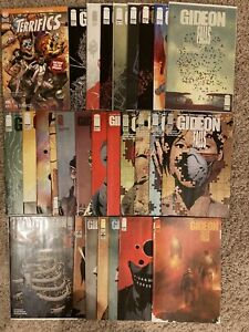Gideon Falls Complete Run 1 2 3-27 Image comics Graphic Novel Lot Vol Terrifics