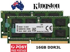 8GB DDR3 PC3-12800 SODIMM Memory RAM Kingston ACR16D3LS1KNG//8G Equivalent