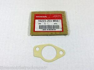 Honda OEM Generator Carburetor Insulator Gasket 16223-ZE3-W00