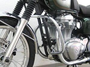 Sturzbügel Schutzbügel Motorschutzbügel Kawasaki W 650 W650 Ej650a