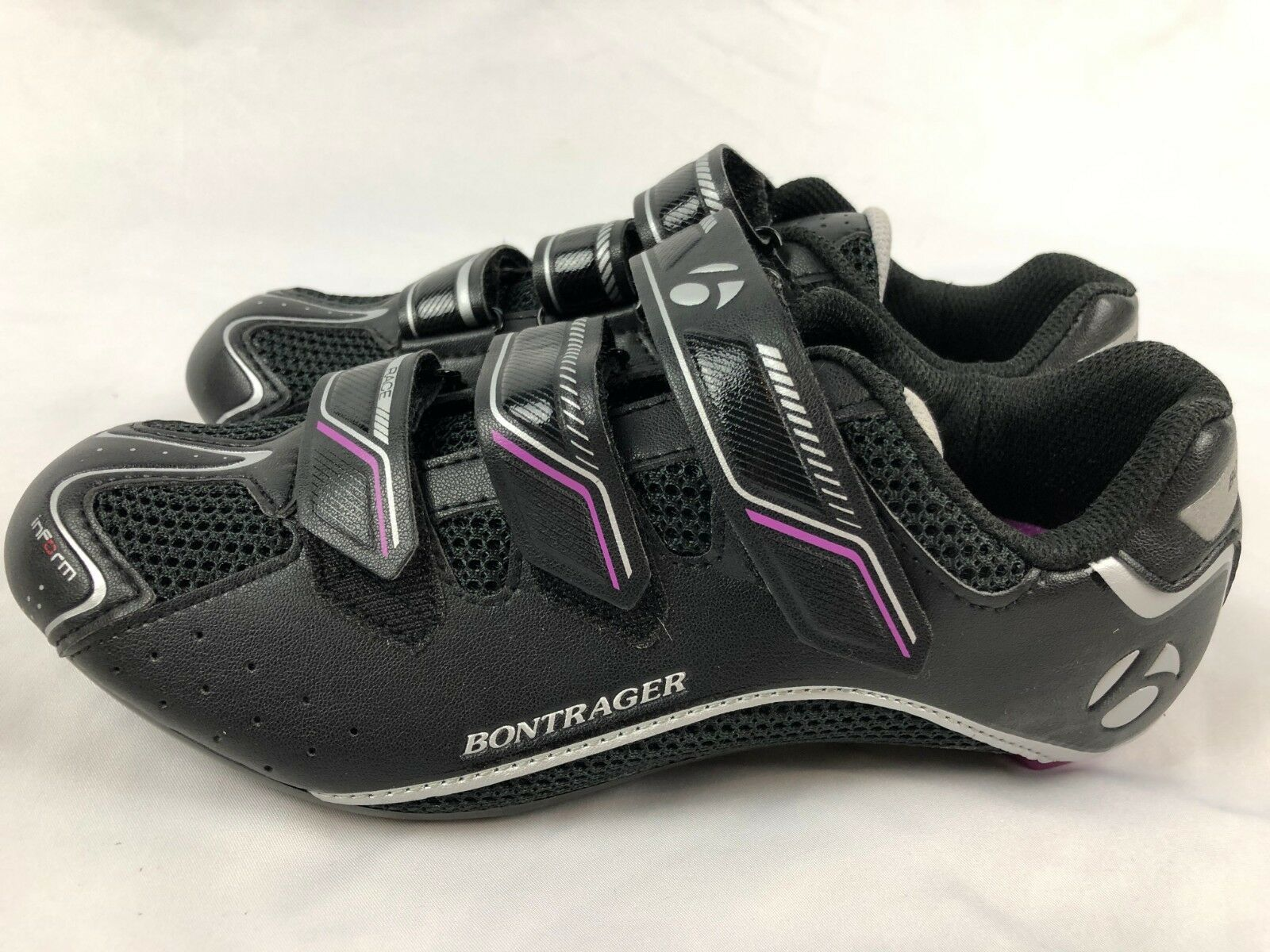 Bontrager Race strada Wouomo Cycling sautope Dimensione US 5.5 (3k)