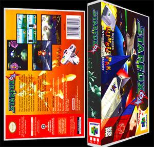 Starfox-64-N64-Reproduction-Art-Case-Box-No-Game