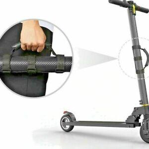 Cinghia rinforzata trasporto viaggio impugnatura maniglia monopattino elettrico