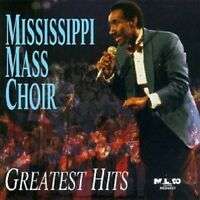 Mississippi Mass Choir - Greatest Hits - Factory Sealed Cd