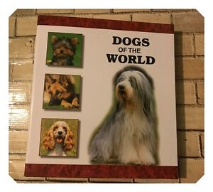 Dogs-of-the-World-Atlas-Editions-Binder-No-Contents-Included-New