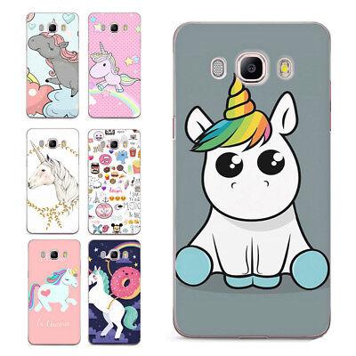 cover samsung a5 2017 unicorno