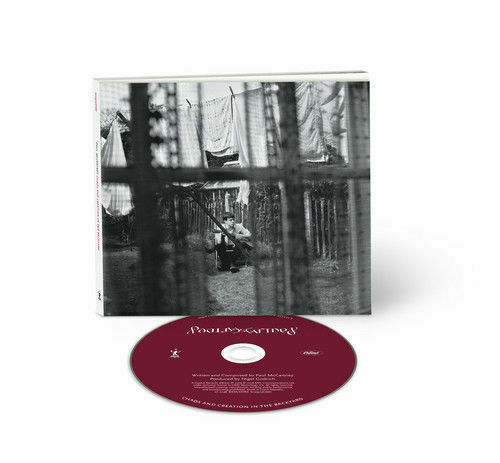 Paul McCartney Chaos and Creation in The Backyard CD for ...