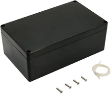 Lemotech Abs Plastic Electrical Project Case Power Junction Box Project Box X X