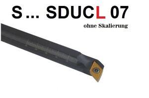 Barra de perforación innendrehmeißel 1 unidades, s12m sducl 07 nuevo ubicación de stock e3